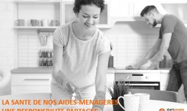 La santé de nos aide-ménagères: une responsabilité partagée!
