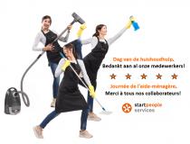 Journée de l'aide-ménagère!