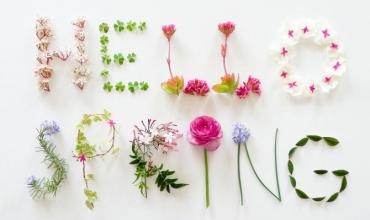 21 maart: LENTE - denk aan de lenteschoonmaak!