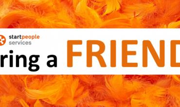 Bring A Friend en ontvang een PREMIE!